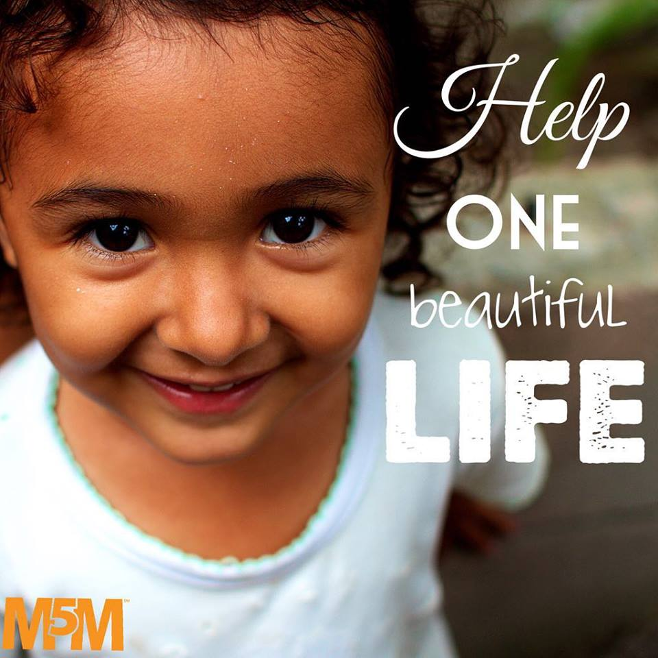 M5M help one beautiful life NZ