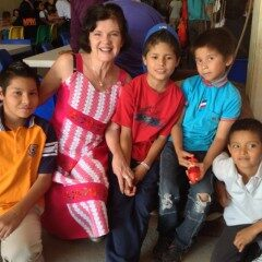 visiting orphanage in Mexico M5M