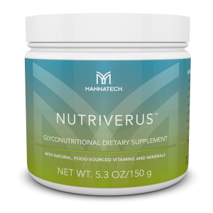 Nutriverus Mannaech Glyconutritional supplement